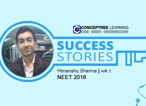 NEET Topper Interview-Himanshu Sharma-AIR 3