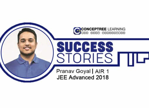 JEE Advanced 2018 Topper-Pranav Goyal Interview-AIR 1