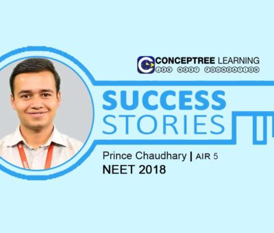 Prince-Chaudary-NEET Topper Interview-CONCEPTREE