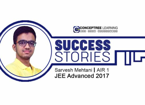 JEE Advanced 2017 Topper Interview: Sarvesh Mehtani AIR 1