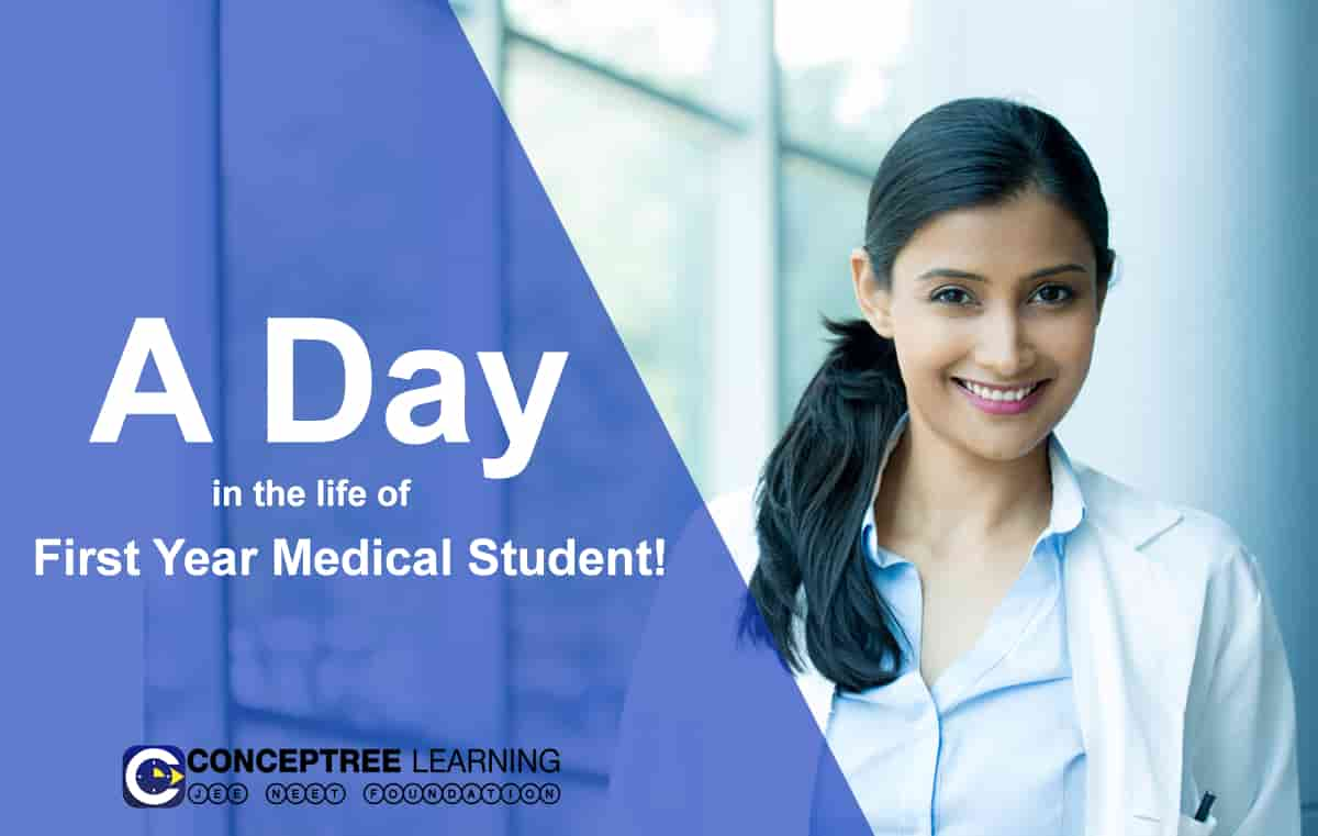 A day in the life of a first year medical student! - CONCEPTREE Forum