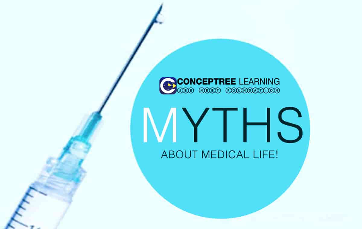 Myths about Medical Life...