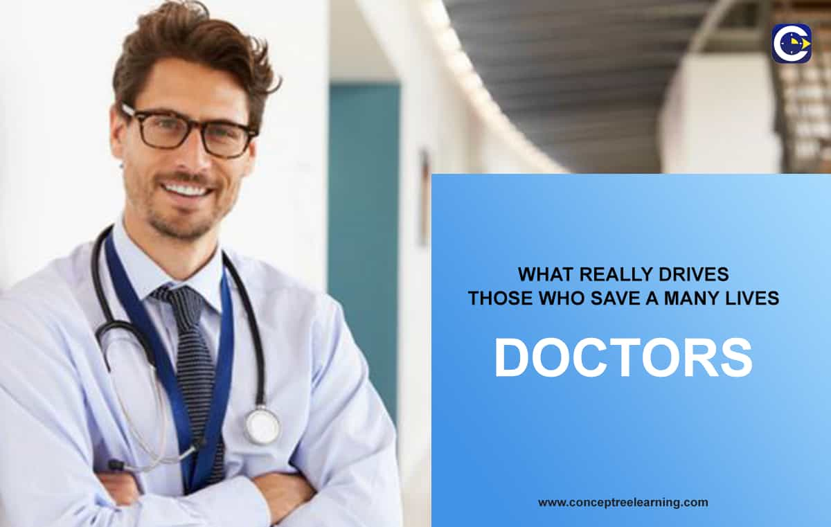 WHAT REALLY DRIVES THOSE WHO SAVE A MANY LIVES - DOCTORS