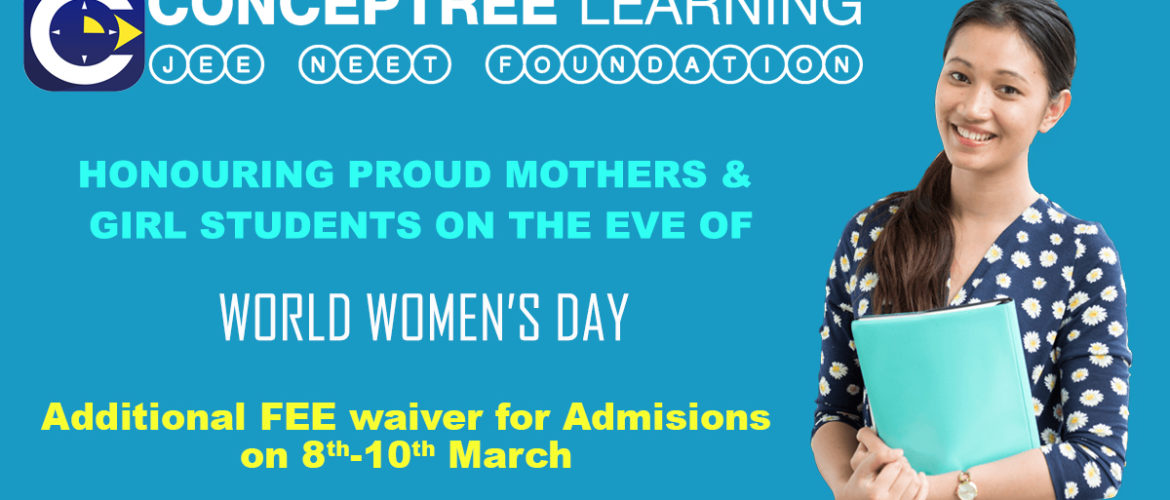 Women's Day Post-CONCEPTREE Learning